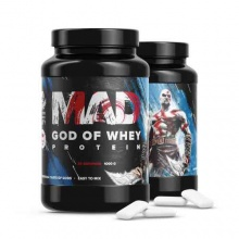 Протеин MAD God of Whey 1000 гр